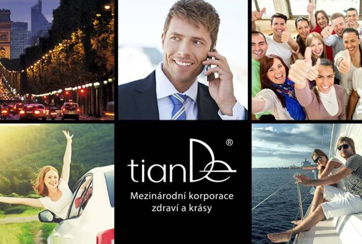 Marketing TianDe